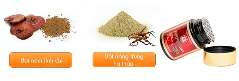 Cao Linh Chi Đông Trùng Hạ Thảo