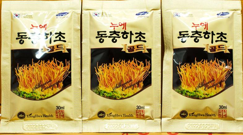 Nước đông trùng hạ thảo kanghwa